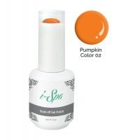 15ml i-Spa Gel Polish - Pumpkin Color 02 Photo