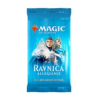 Magic The Gathering Ravnica Allegiance Booster Photo