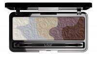 L.O.V Cosmetics Magnificent Sensual Eyeshadow Palette 100 Photo