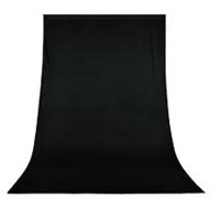 Godox Photographic Studio Backdrop 2 85M x 5M Black Photo