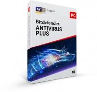 Bitdefender Antivirus Plus - 1 Year 2 Devices - DVD Photo