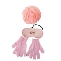Bath Gift Set 3 Piece Loofah/Mask/Gloves Photo