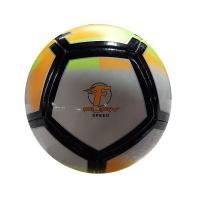 A stitched match ball made out of PU Photo