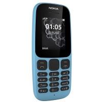 Nokia 105 Single - Blue Cellphone Cellphone Photo