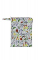 Trendlings Large Waterproof Wetbag - Veggie Patch Photo