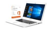 Mecer Xpression MyLife Z140C Intel Z8350 14'' Notebook Bundle - White Photo