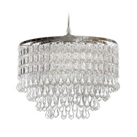 The Lighting Warehouse - Pendant Celine 15442 Chrome Photo