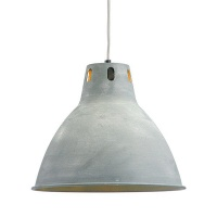 The Lighting Warehouse - Pendant Southdowns 19814 Weathered Zinc Photo