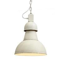 The Lighting Warehouse - Pendant Weathered White Photo