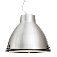 The Lighting Warehouse - Pendant Monaghan 20641 Brushed Aluminium Photo