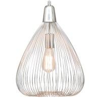 The Lighting Warehouse - Pendant Aurelia 20830L Chrome Photo