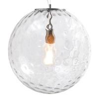 The Lighting Warehouse - Pendant Diplo 23876 Satin Chrome Photo