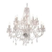 The Lighting Warehouse - Chandelier Crystal Princess 20 Photo