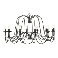 The Lighting Warehouse - Chandelier Traditional Rafaella 12 Photo