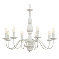 The Lighting Warehouse - Chandelier Traditional Anabella 8 20377 Photo