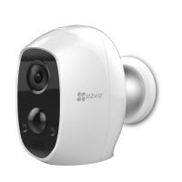 Ezviz C3A HD1080P Wire Free Battery Security Camera - White Photo