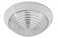 Bright Star Lighting - Polycarbonate Bulkhead with Opal Clear Cover Photo