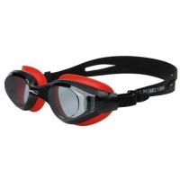 Slazenger Men's Adult Aero Goggles - Black - N Photo