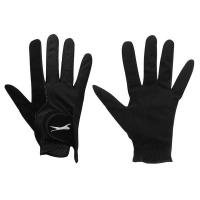 Slazenger Men's V 300 Rain Golf Gloves - Black Photo