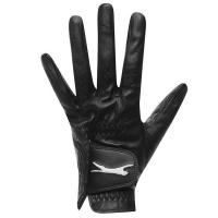 Slazenger Men's V500 Leather Golf Glove - Black Photo