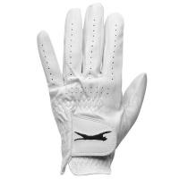 Slazenger Men's V500 Leather Golf Glove - White Photo