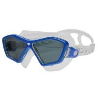 Slazenger Men's Triathlon Mirror Goggles - Blue Photo
