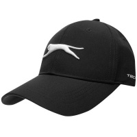 Slazenger Men's Tech Cap - Black Photo