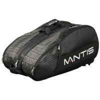 Mantis Knives Mantis Pro Series 12 Thermo Racket Bag - Black Photo