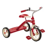 """Radio Flyer Classic Red 10"""" Tricycle Photo"""