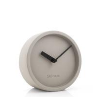 Blomus Wall Clock Concrete Epoca Round Photo