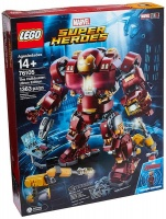 LEGO Marvel Super Heroes The Hulkbuster: Ultron Edition - 76105 Photo