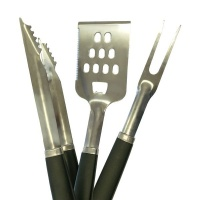 Kamado JAN Braai Tool Set - 3 Piece Photo