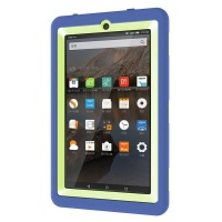 """Kindle Fire 7"""" 16GB Kids Edition Tablet with Blue Cover Photo"""
