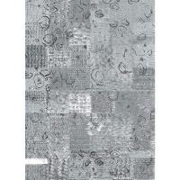 Waltex Area Rug Abstraction Grey Photo