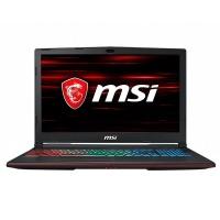 "MSI GP63 Leopard i7-8750H 15.6"" FHD Gaming Notebook - Black Photo"