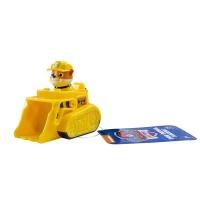 Paw Patrol Rescue Racer - Rubble Construction Photo