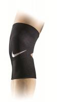 Nike PRO Closed-Patella Knee Sleeve 2.0 - Black/White - L Photo