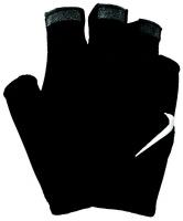 Nike Women's Gym Essential Fitness Gloves - Black/White Photo