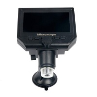 "Wireless Digital Microscope with 4 3"" LCD Screen 600X Zoom Photo"