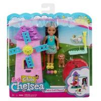 Barbie Club Chelsea Mini Golf Doll and Playset Photo