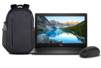 """Dell Inspiron 3580 Core i7-8565u 15.6"""" Notebook Backpack Mouse - Black Photo"""