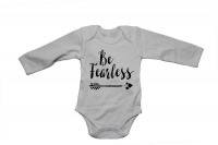 Be Fearless! - Baby Grow Photo