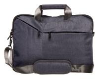 PowerUp Urban Denim Laptop Bag-Denim Blue & Grey Photo