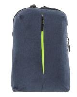 PowerUp Urban Denim Laptop Backpack-Denim Blue Photo