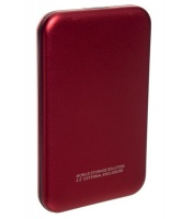 PowerUp HDD Case in Red Photo