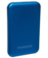 PowerUp HDD Case Blue Photo