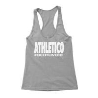 Athletico Ladies Racerback Vest #BEFITLIVEFIT Photo