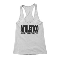 Athletico Ladies Racerback Vest #BEFITLIVEFIT Photo