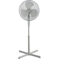 Equation Stand Fan 40cm 45W White Photo