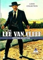 The Lee van Cleef 6 DVD's Collection Boxset Photo